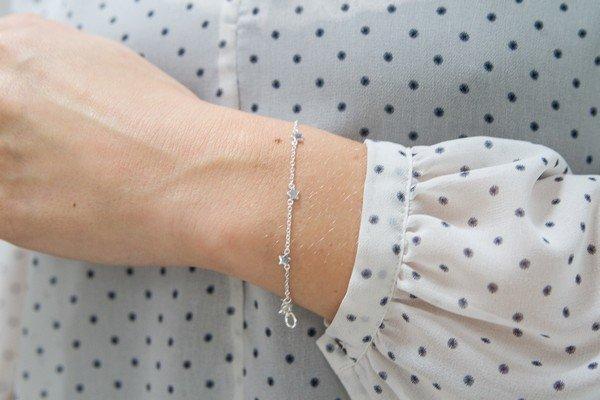 Zilveren sieraden voor moeder en dochter Kerst Kaya Sieraden