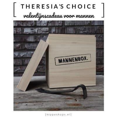 Valentijnsdag cadeau voor mannen: uniek van Mannenbox