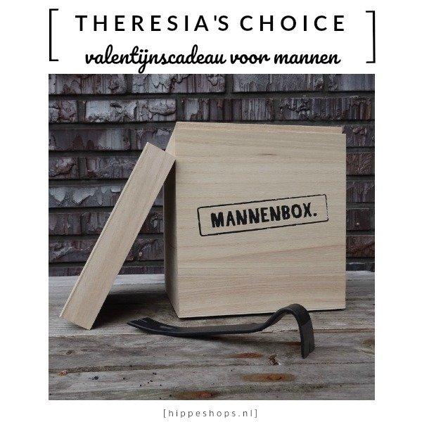 Valentijnscadeau voor mannen - Mannenbox - Hippeshops