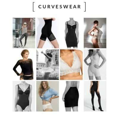 CurvesWear.com is dé online specialist in shapewear en corrigerende ondermode