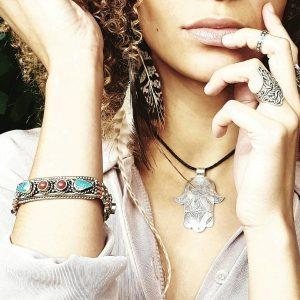 bohobabe-berber-zilveren-armband-sahara-garden-hippeshops