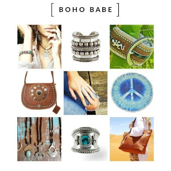 BOHO BABE - Bohemian sieraden, accessoires & lifestyle