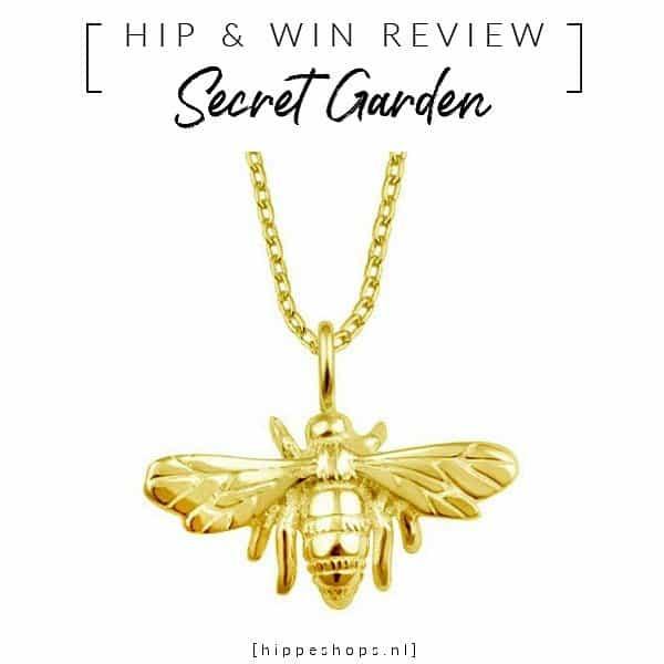 WIN: Sieraad uit de Secret Garden collectie van KAYA (twv €29,95)