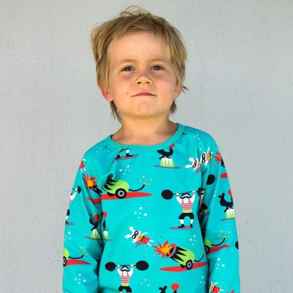 JNY Design shirt Super Rabbit