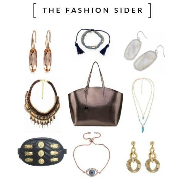 THE FASHION SIDER webshop voor handgemaakte sieraden & accessoires