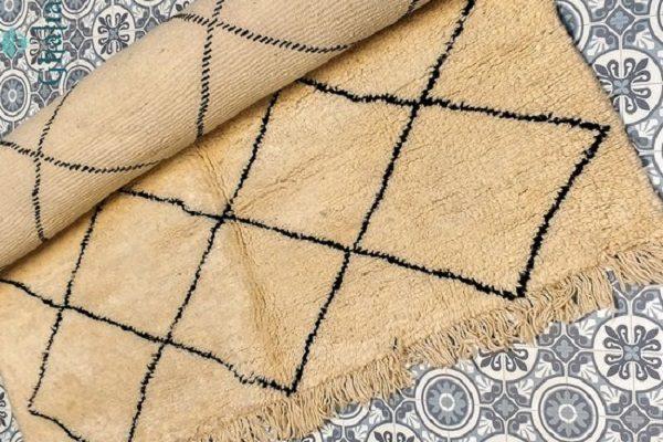 Ghalia - berber tapijt Faiza - Hippeshops