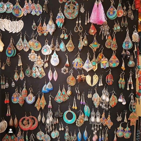 Kleurrijke gypsy style oorbellen Nieuwe collectie sieraden bij Boho Babe [Webshop Wannahave van de Week]