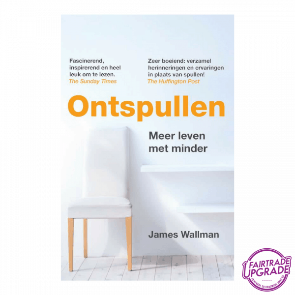 ontspullen james wallman