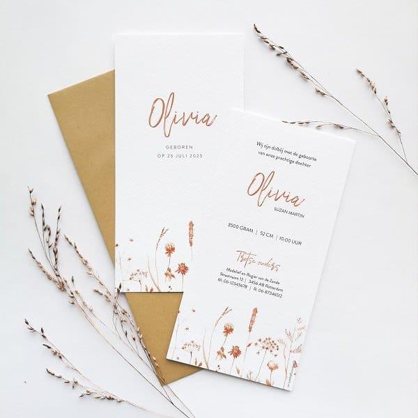 geboortekaartjes-bloemen-koningkaart