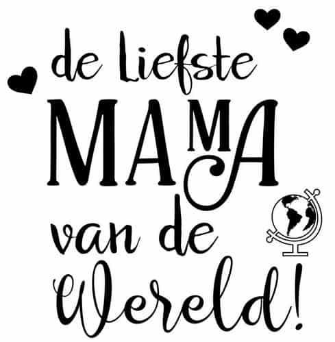 QuoTEA voor de liefste mama van de hele wereld Moederdag cadeautip: Thee en meer voor de liefste mama van Bon Appethee