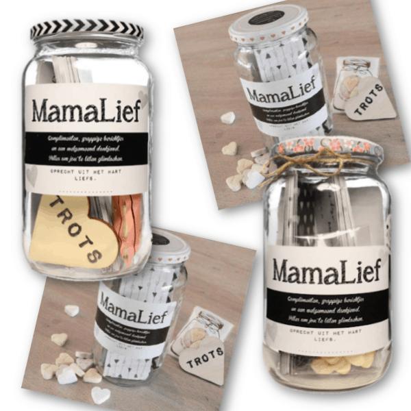 mamalief kletspot Moederdag cadeautip: Thee en meer voor de liefste mama van Bon Appethee