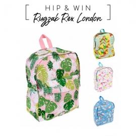 WIN: hippe rugzak naar keuze van Rex London (t.w.v. €25,95)