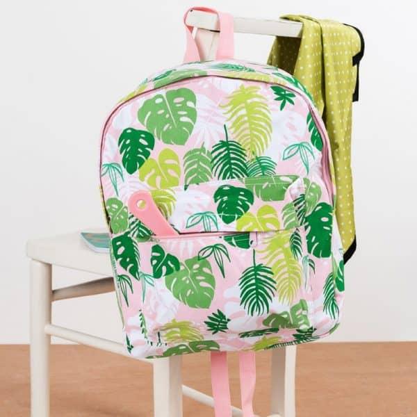 Met een hippe rugzak van Rex London heb je de ideale rugtas met een hippe print voor op schoolreisje, vakantie en back to school. Welke print kies jij?