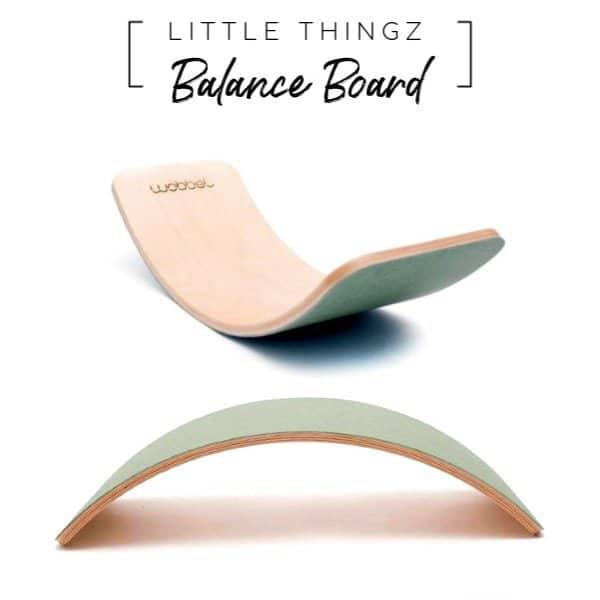 Wobbel, de balance board die jong en oud aanzet tot spel en beweging!