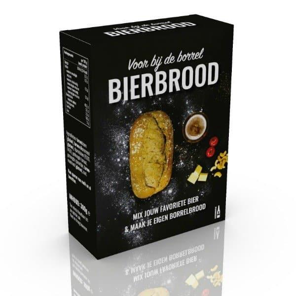Bierbrood voor bij de borrel - Mannenbox.com