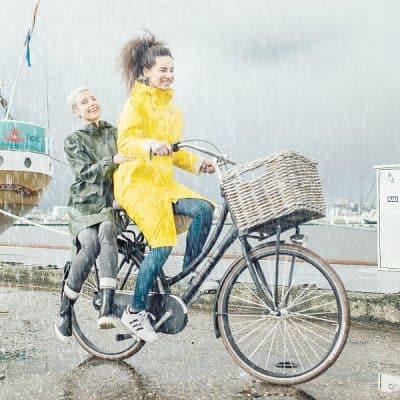 Hip in de Regen – eindelijk een hippe regenjas