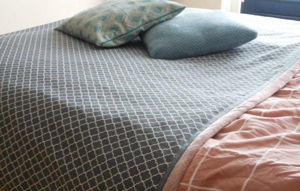 knuss dekens en plaids bedsprei