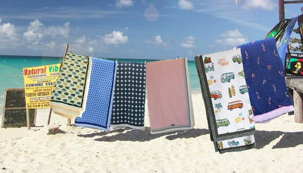 stranddekens van Knuzz,com