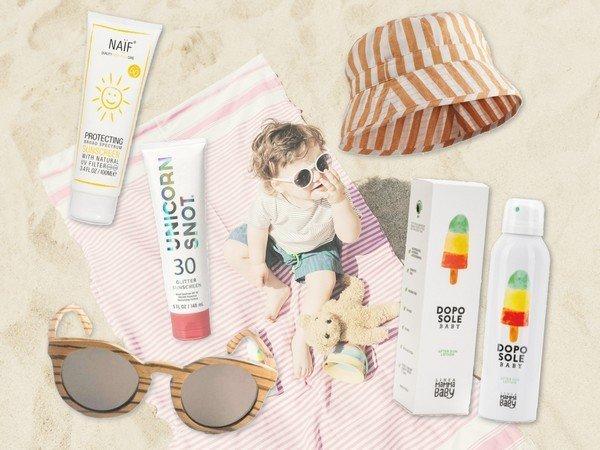 Top 5 Sunshine Musthaves: Hip & Safe in de zon met duurzame zonnebescherming