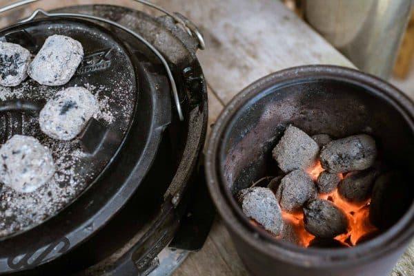 slow cooking campingerechten