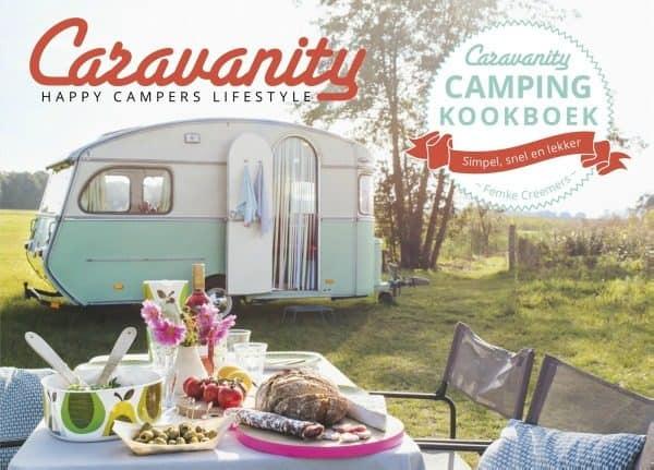 caravanity camping kookboek