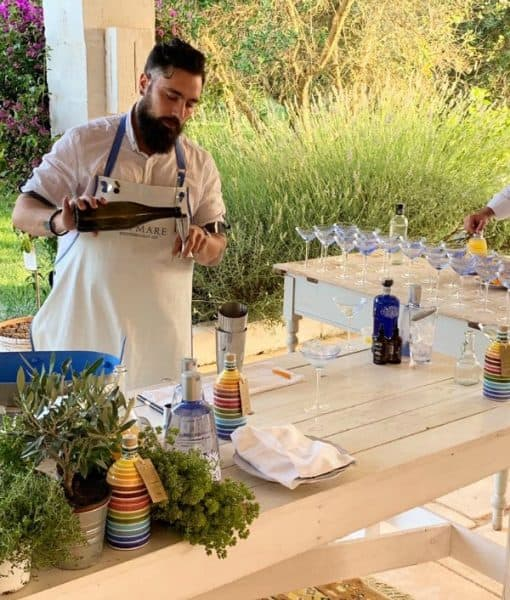 De olijfolie geschenken bij Charles behoren tot de meest prestigieuze en beste in zijn soort.