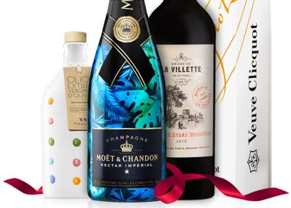 charles wine and gifts cadeau laten bezorgen