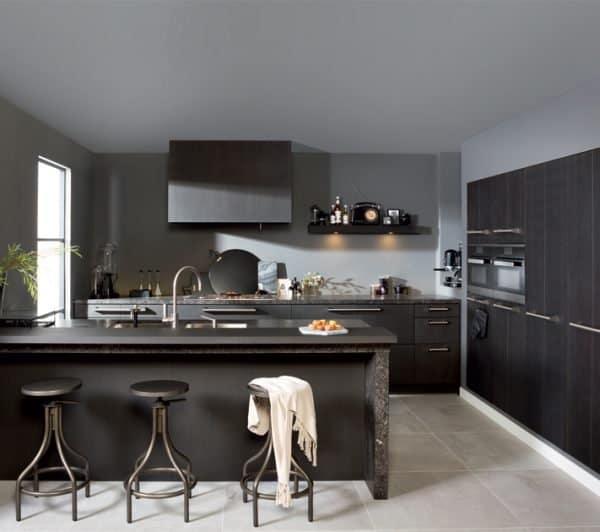 Tulp keukens houten keuken