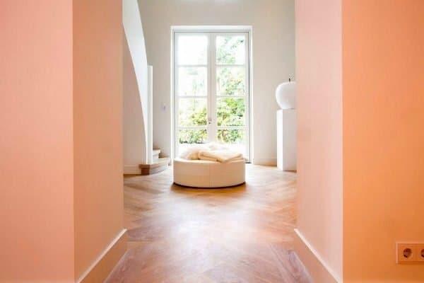 pvc vloer martijn de wit vloeren voor in de hal