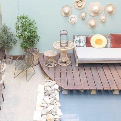 Alle stijlen tuintrends en tuinmeubelen onder één dak shop je op Fonteyn