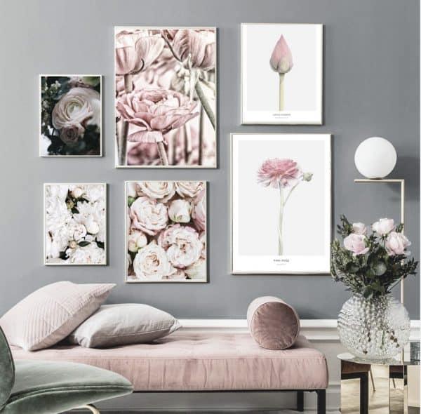 bloemenposters - onlineposterkopen