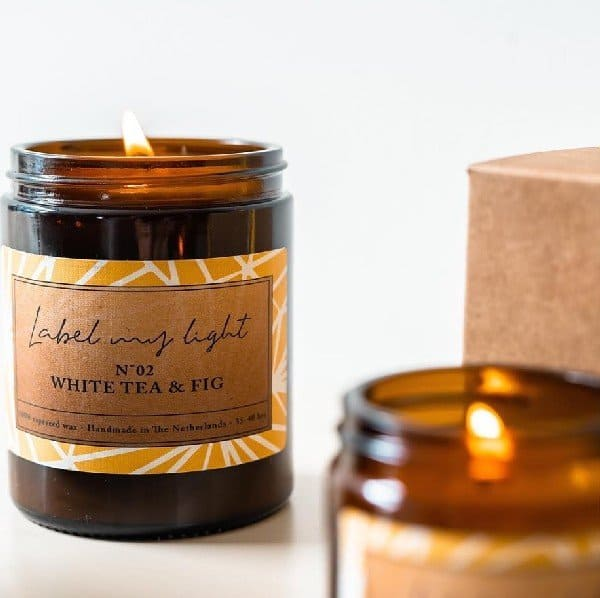 Label my Light No. 01 White Tea & Fig
