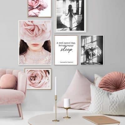 Op zoek naar muurdecoratie? Vraag een poster inspiratie voorstel aan!