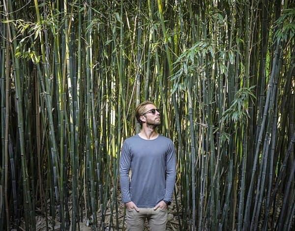 nooboo kickstarter Bamboe is een duurzame grondstof voor textiel
