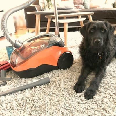 Thomas Cycloon Hybrid Family & Pets stofzuiger [review] verwijdert huisdierharen en verjaagt vieze geurtjes