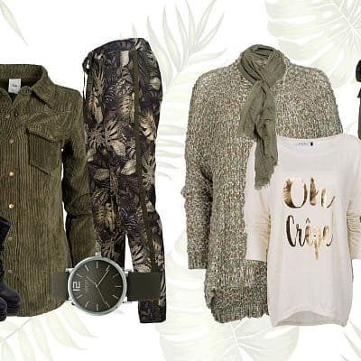 Shop-the-look voor deze herfst nu online op WannaHaves Fashion