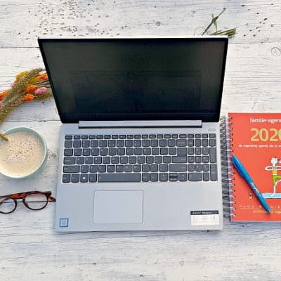Familie-agenda 2020 review van Home – Work – Time: ruimte en overzicht voor het hele gezin