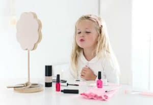 hippe girls make-up speelgoed