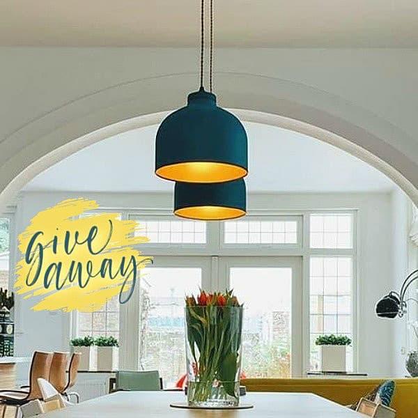 iamrecycled hanglamp giveaway hippeshops