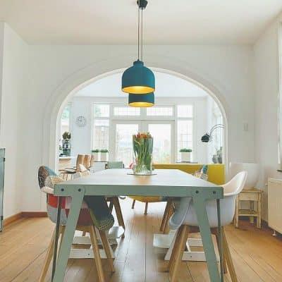 Eco tip: duurzame hanglamp, handgemaakt van I am recycled
