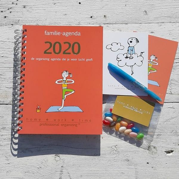 familie agenda 2020 review hippeshops