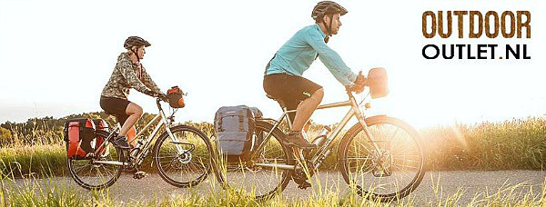 Shop wielersport artikelen met korting out Outdooroutlet.nl
