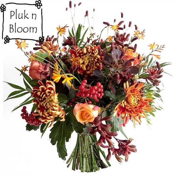 seizoensboeket pluk n bloom