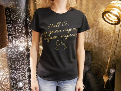 wijnen wijnen wijnen t-shirt chateau meiland montanas