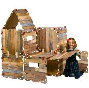 Fantasy Forts, bouw je hut van karton