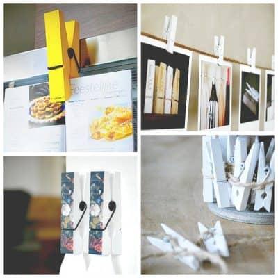 Cadeautip: webshop Knijpertjes is het adres voor unieke en gepersonaliseerde houten knijpers