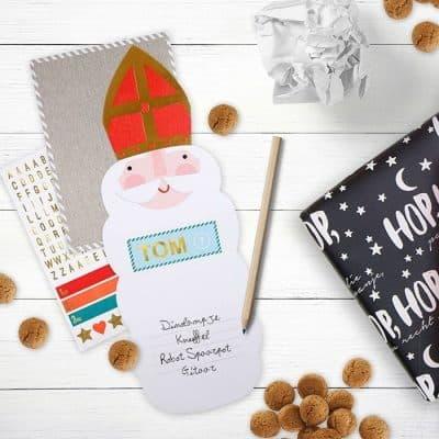 25 Sinterklaas Decoratie tips, Sint & Piet feestversiering + free printables