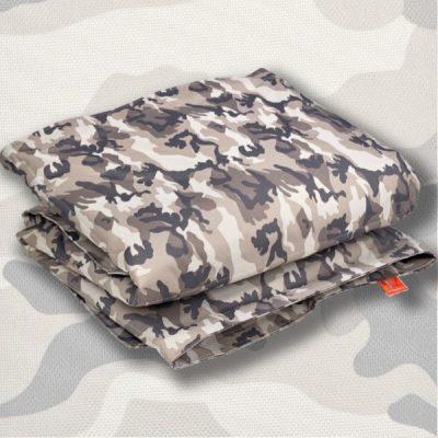 Hip en handig: Speelkleed met camouflage print van KidZ ImpulZ