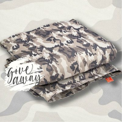 WIN: Speelkleed met camouflage print (twv €90) van KidZ ImpulZ