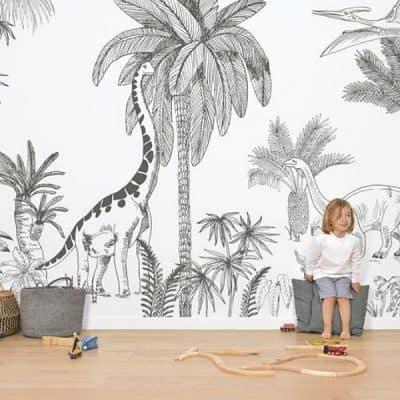 Lilipinso behang en muurstickers, de droom van iedere kinderkamer